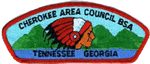 Cherokee Area Council Image