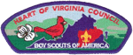 Heart of Virginia Council Image