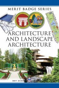 merit badge architecture landscape requirements boy scoutbook scouting badges pamphlet sku pamphlets scouts