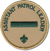 Assistant Patrol Leader