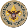 Chartered Organization Representative
