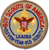 Leader of 11-year old Scouts (LDS Troop)