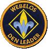 Webelos Den Leader