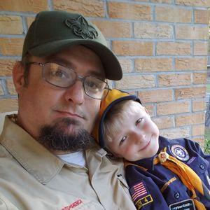 23ee540e482 Cub Scout Adult Uniform question