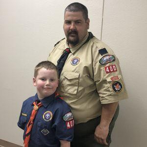 cub scout pocket patch holder